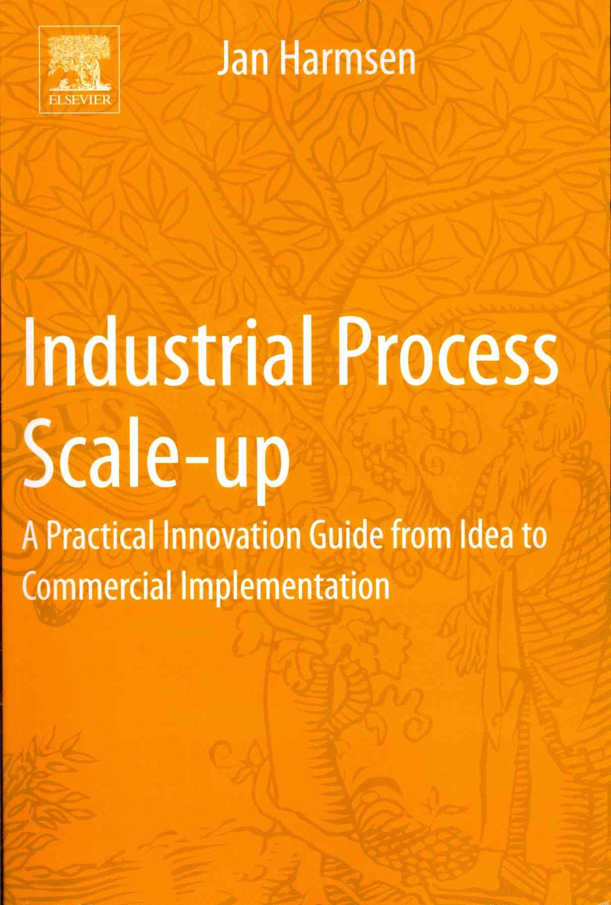 Industrial Process Scale-up By Harmsen, Jan